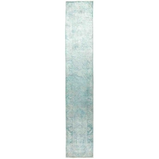"""Vibrance, Hand Knotted Area Rug -  2' 7"""" x 14' 7"""" - 2'7"""" x 14'7"""" Runner"""