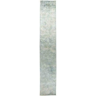 """Vibrance, Hand Knotted Area Rug -  2' 8"""" x 16' 1"""" - 2'8"""" x 16'1"""" Runner/Surplus"""