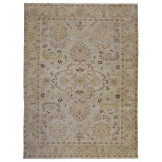 "FineRugCollection Handmade Fine Peshawar Area Rug  - 9'1"" x 11'9"""