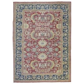 "Hand made Fine Oriental Serapi Wool Rug - 8'10"" x 11'10"""