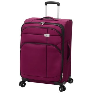 "London Fog Cranford 20"" Expandable Carry-On Spinner"