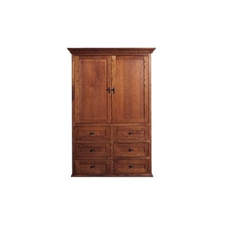 Mission TV Armoire 48W x 72H x 23D - 48w x 72h x 23d