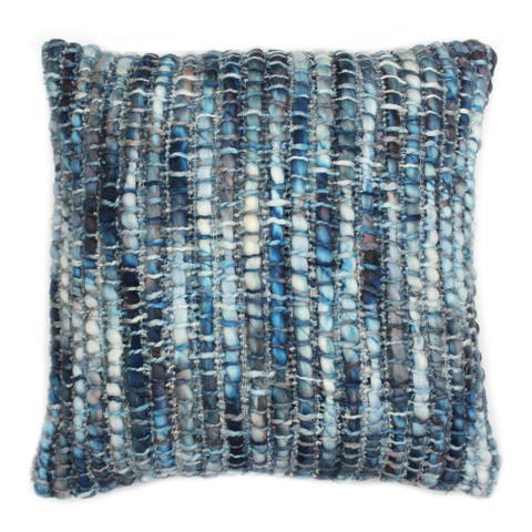 Aurelle Home Soft Transitional 20 inch Decorative Throw Pillow
