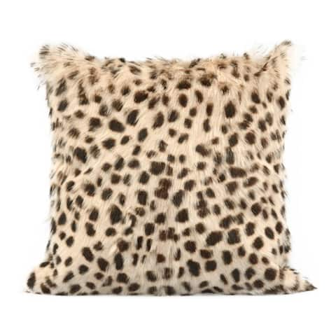 Aurelle Home Glam Decorative Accent Pillow