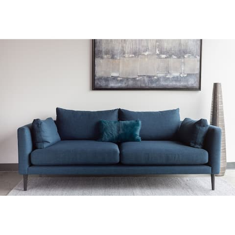 Aurelle Home Brianna Scandinavian Modern Sofa