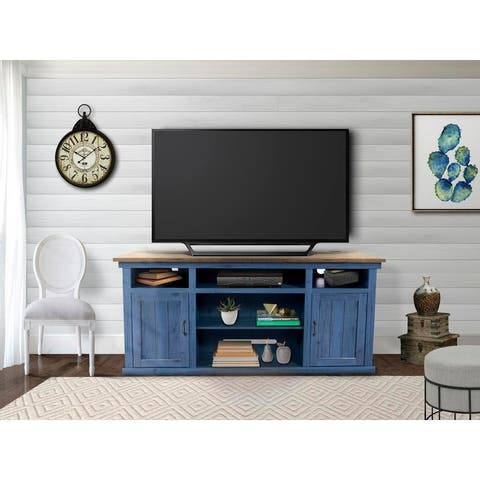 Buy Blue TV Stands & Entertainment Centers Online at