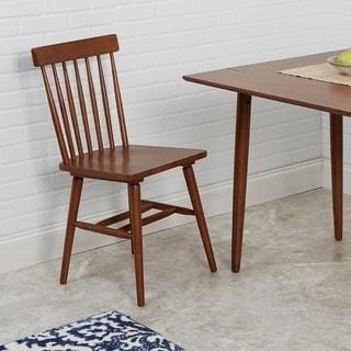 Carson Carrington Vabacken Modern Dining Chairs (Set of 2)