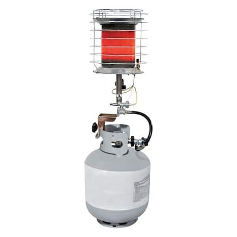 Dyna-Glo 40000 BTU/hr. 1000 sq. ft. Radiant Tank Top Heater