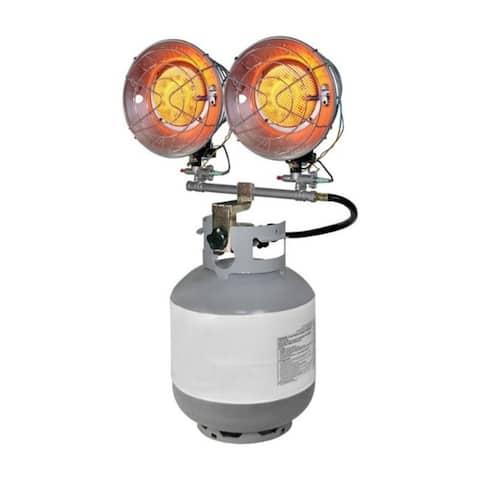 Dyna-Glo 30000 BTU/hr. 1960 sq. ft. Radiant Tank Top Heater