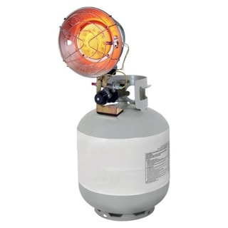 Link to Dyna-Glo  15000 BTU/hr. 705 sq. ft. Radiant  Tank Top Heater Similar Items in Outdoor Decor