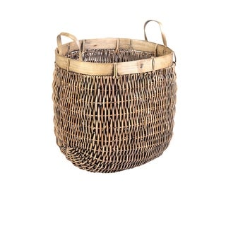 East At Main's Khloe Rattan Basket