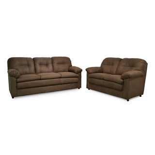 Link to Wynonna Two Piece Sofa and Loveseat Set Similar Items in Living Room Furniture