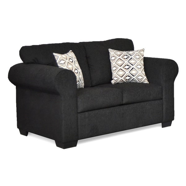 Kingman Two Piece Sofa and Loveseat Set