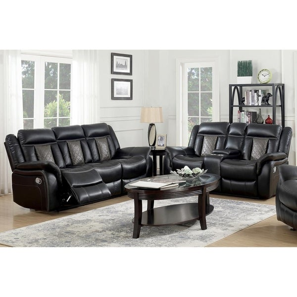 Shop Presley Two Piece Motion Reclining Sofa And Loveseat Set On