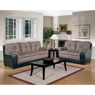 Lambert Two Piece Sofa & Loveseat Set