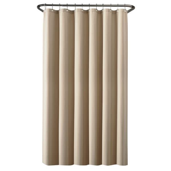 Don/'t Wanna Take a Shower Bathroom Waterproof Fabric Shower Curtain Liner Mat