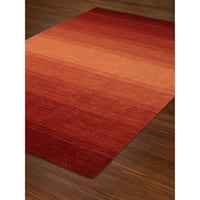 ADDISON Sublime Hand Loomed Wool Ombre Spice