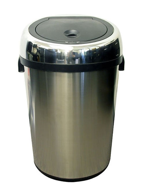 iTouchless Stainless Steel 23-gallon Trash Can