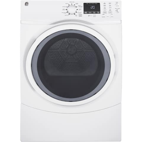 """GE 27"""" Washer and Electric Dryer"""