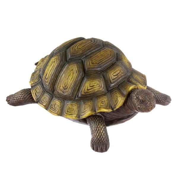 Shop Turtle Statue Resin Zen For Outdoor Lawn By Pure