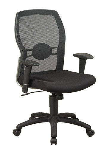 office star screen back chair with mesh seat - free shipping today