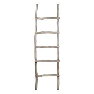 East at Main Dalillah Wooden Decorative Ladder