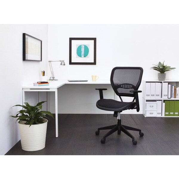 Office Star Professional Air Grid Deluxe Task Chair office star professional air grid deluxe task chair - free