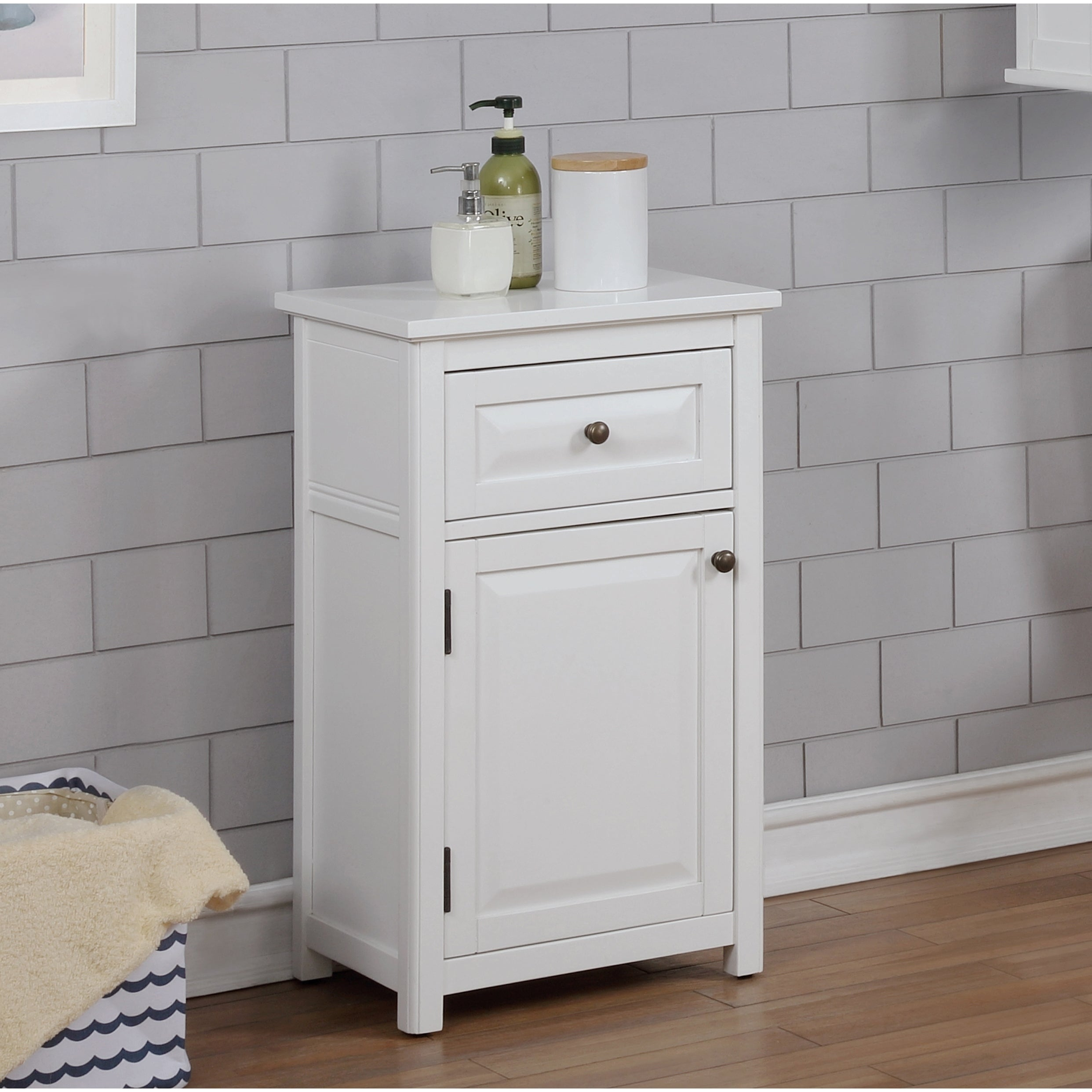 Bathroom 17 X 29 Storage Cabinet