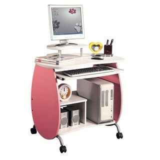 Kid's Room Mobile Ergonomic Computer Desk