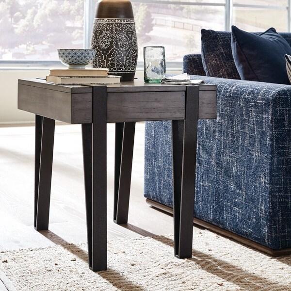 Magnussen Mavrick Rectangular End Table