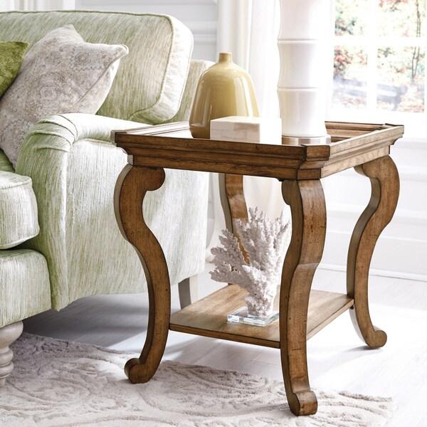 Carbon Loft Michael Rectangular End Table