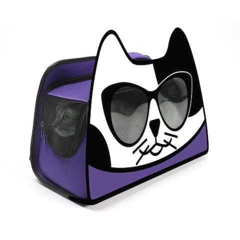 Primetime Petz KittyPak Collapsible Backpack Cat Carrier