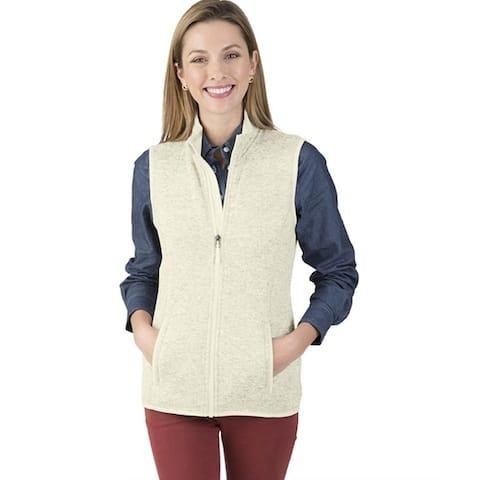 Charles River Women's Heathered Vest