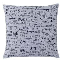 Ellen DeGeneres Vicente 18x18 Throw Pillow