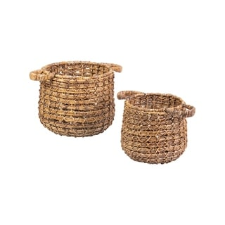 East At Main's Luna Rattan Basket