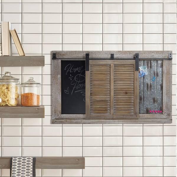 Shop American Art Decor Chalkboard Magnet Message Board ...