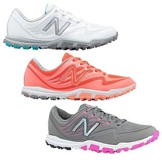 New Balance Women Minimus Sport Spikeless Golf Shoes
