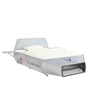 ACME Aeronautic Full Bed, Silver