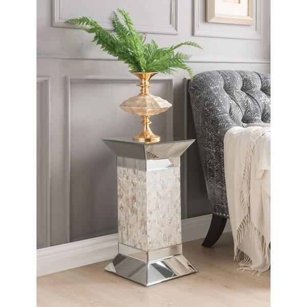 ACME Huey Pedestal Stand, Mirrored