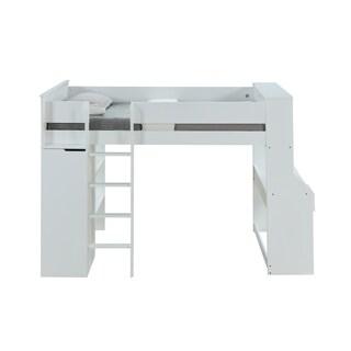 ACME Ragna Loft Bed, White