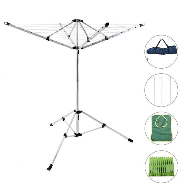 Shop Drynatural Foldable Umbrella Drying Rack Clothes