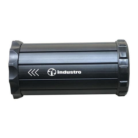 Industro 3 in 1 Copper and Aluminum Tubing Straightener - Black