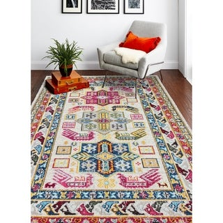 Power Loom Zona Ivory  Rug