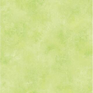 Scroll Texture Green Wallpaper