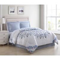 Lemon & Spice Madison Medallion Reversible Bed in a Bag