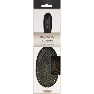 Bio Ionic Boarshine Paddle Smoother Brush