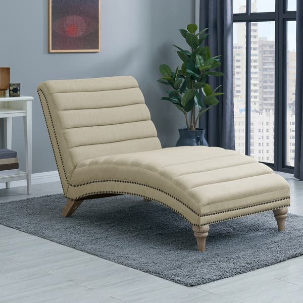 Fine Shop Copper Grove Bajram Chaise Lounge Chair On Sale Andrewgaddart Wooden Chair Designs For Living Room Andrewgaddartcom