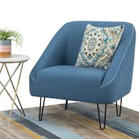 WYNDENHALL Ennis  Mid Century Accent Chair