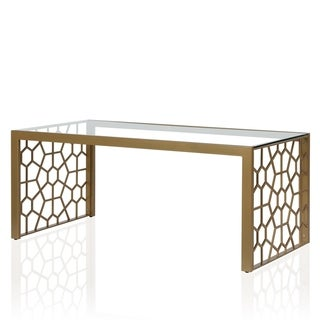 Buy Brass Finish Coffee, Console, Sofa U0026 End Tables Online At Overstock |  Our Best Living Room Furniture Deals