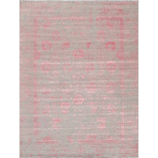 Pasargad Transitional Collection Wool&Silk Area Rug
